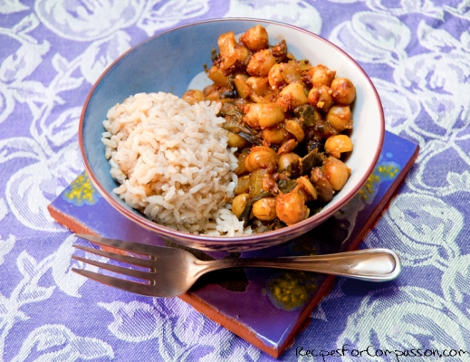 Chana Masala by Recipes for Compassion blog copy