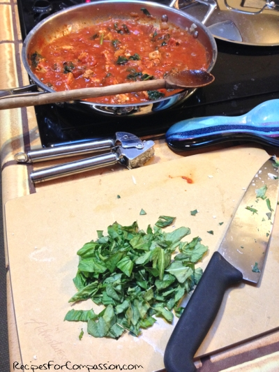 Marinara Sauce by Recipes for Compassion