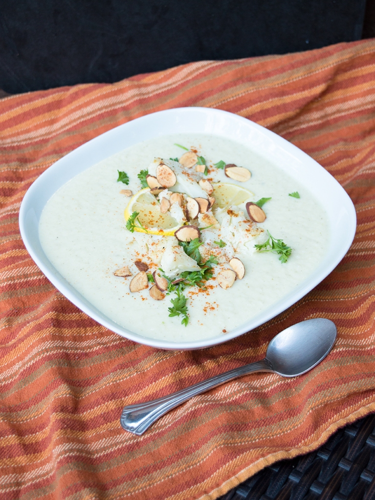 best ever cauliflower soup recipe, best vegan blog, best vegan cauliflower soup recipe, best vegan cookbook, best vegan roasted cauliflower soup recipe, downloadable vegan cookbook, health benefits of cauliflower, high protein workout meal recipe, lose weight cauliflower soup recipe, minimalist baker blog, oh she glows, printable vegan cookbook, roasted cauliflower soup, roasted cauliflower soup recipe, soup for weight loss, vegan richa blog, vegan richa soup recipe, weight loss soup recipe