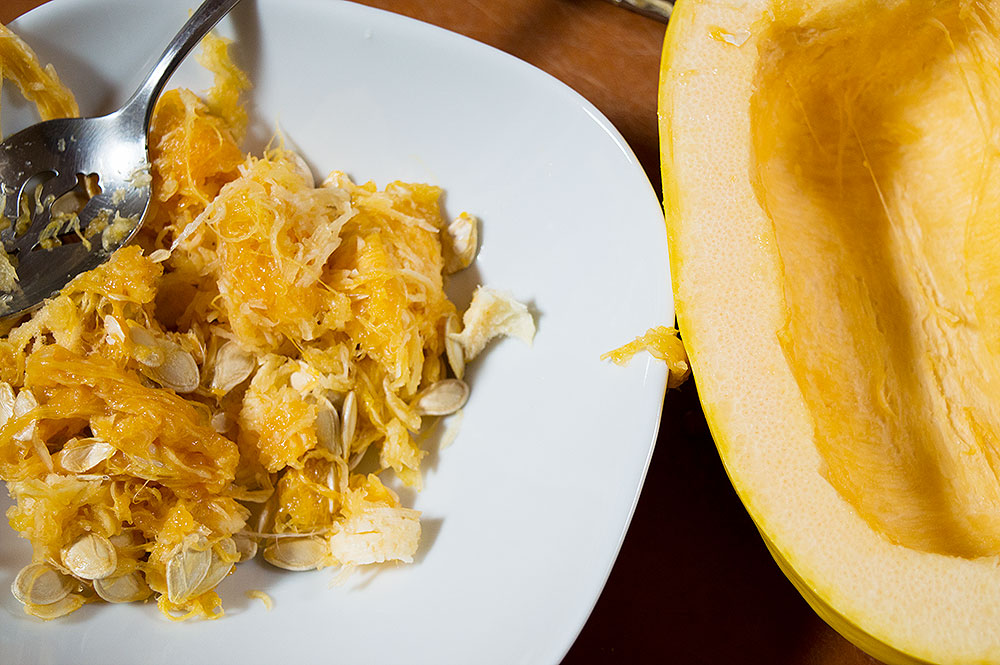 best ever spaghetti squash recipe, best vegan blog, best vegan cookbook, best vegan spaghetti squash recipe, downloadable vegan cookbook, health benefits of spaghetti squash, high protein workout meal recipe, lose weight spaghetti squash recipe, minimalist baker blog, oh she glows, printable vegan cookbook, roasted spaghetti squash, spaghetti squash for weight loss, spaghetti squash recipe, vegan richa blog, weight loss spaghetti squash recipe
