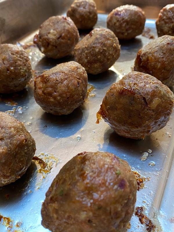 beyond meat, beyond meatball recipe
